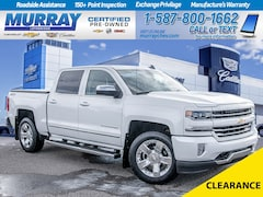 2017 Chevrolet Silverado 1500 LTZ**Heated Steering Wheel!  Leather Interior!** Truck Crew Cab