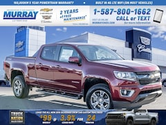 2019 Chevrolet Colorado **HD Trailering Package!  Bose!  Running Boards!** Truck Crew Cab