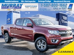 2015 Chevrolet Colorado Z71**Low kms!  Heated Seats!** Truck Crew Cab