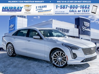 2019 CADILLAC CT6 **Sunroof!  AWD!** Sedan