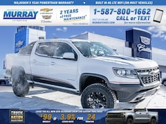 2019 Chevrolet Colorado **Rear Vision Camera!  Spray On Bedliner!** Truck Crew Cab