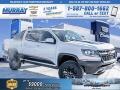 2019 Chevrolet Colorado **Rear Vision Camera!  Spray On Bedliner!** Truck Crew Cab