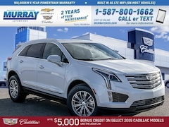 2019 CADILLAC XT5 **Sunroof!  Heated Steering Wheel!** SUV