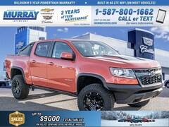 2019 Chevrolet Colorado **ZR2 Special Edition!  Heated Steering Wheel!** Truck Crew Cab