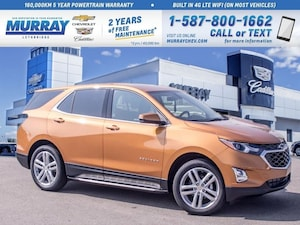 2019 Chevrolet Equinox **Chevrolet MyLink!  Heated Front Seats!** SUV