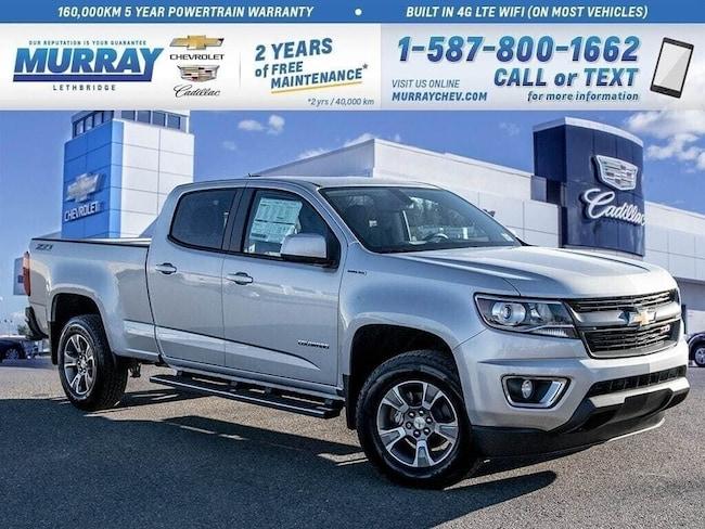 2019 Chevrolet Colorado **2.8L Duramax Diesel!  HD Trailering Package!** Truck Crew Cab