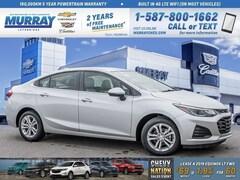 2019 Chevrolet Cruze **Teen Driver!  Bluetooth!** Sedan