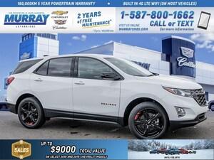 2019 Chevrolet Equinox **Redline!  Heated Front Seats!**