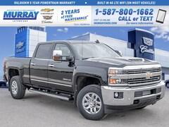 2019 Chevrolet Silverado 3500HD **6.6L Duramax Diesel!  Nav!  Sunroof!** Truck Crew Cab