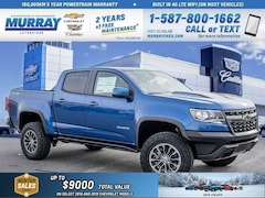 2019 Chevrolet Colorado **Heated Front Seats!  HD Trailering Package!** Truck Crew Cab