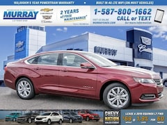 2019 Chevrolet Impala **Rear Park Assist!  Heated Front Seats!** Sedan