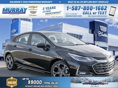 2019 Chevrolet Cruze **Heated Front Seats!  Rear Vision Camera!** Hatchback