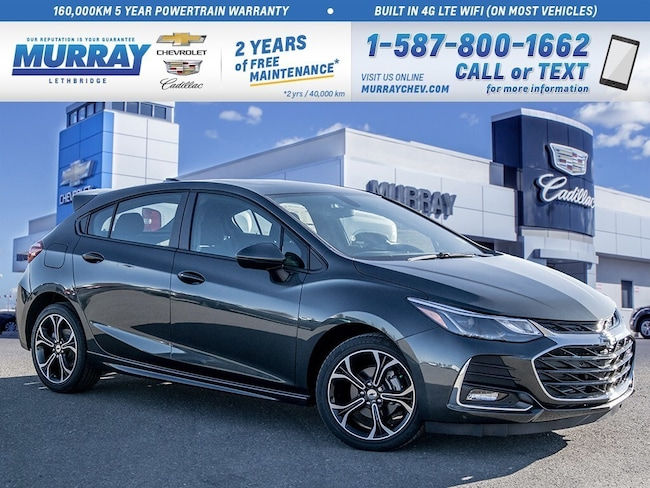 2019 Chevrolet Cruze **Rear Vision Camera!  Heated Front Seats!** Hatchback