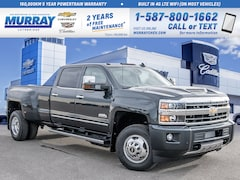 2019 Chevrolet Silverado 3500HD **Duramax Diesel 6.6L Engine!  Sunroof!** Truck Crew Cab