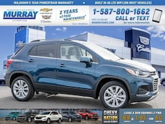 2019 Chevrolet Trax **Sunroof!  Heated Front Seats!** SUV
