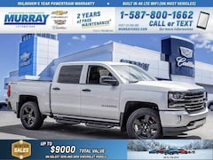 2018 Chevrolet Silverado 1500 **Redline!  Heated/Cooled Seats!** Truck Crew Cab