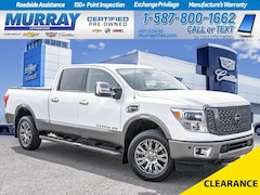 2016 Nissan Titan XD Platinum**Showroom Condition!  Leather!  Sunroof!* Truck Crew Cab
