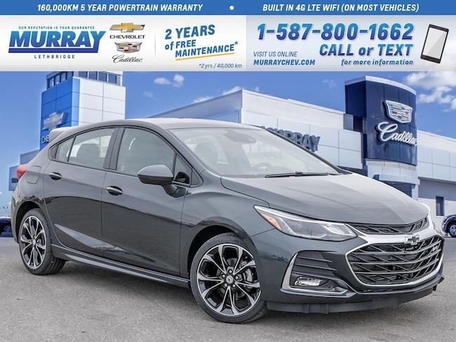 2019 Chevrolet Cruze **Heated Steering Wheel!  Rear Vision Camera!** Hatchback