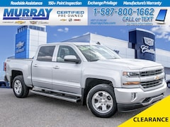 2017 Chevrolet Silverado 1500 LT**True North!  Remote Start!** Truck Crew Cab