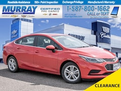 2016 Chevrolet Cruze **Sunroof!  Heated Front Seats!** Sedan