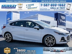 2019 Chevrolet Cruze **Heated Front Seats!  Bluetooth!** Hatchback