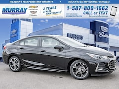 2019 Chevrolet Cruze **Remote Start!  Heated Front Seats!** Sedan