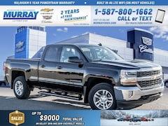 2019 Chevrolet Silverado 1500 **Rear Vision Camera!  True North Edition!** Truck Double Cab