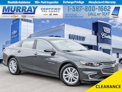 2018 Chevrolet Malibu LT**Remote Start!  Rear Vision Camera!** Sedan