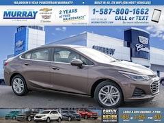 2019 Chevrolet Cruze **Remote Start!  Rear Vision Camera!** Sedan