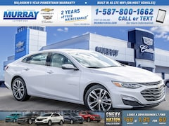 2019 Chevrolet Malibu **Heated Front Seats!  Rear Vision Camera!** Sedan