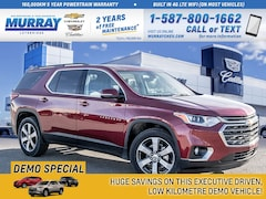 2019 Chevrolet Traverse **7 Passenger!  Sunroof!** SUV