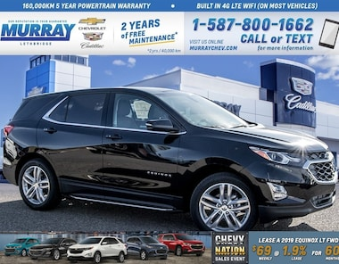 2019 Chevrolet Equinox **Remote Start!  Heated Front Seats!** SUV