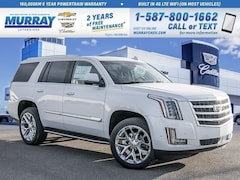 2019 CADILLAC Escalade **Heated Steering Wheel!  Entertainment Package!** SUV