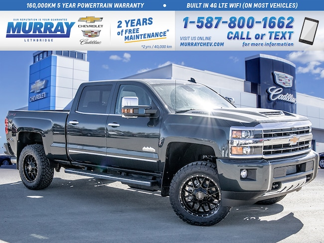 2019 Chevrolet Silverado 3500HD **Duramax Diesel!  Leather Wrapped Steering Wheel! Truck Crew Cab