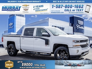 2018 Chevrolet Silverado 1500 **Rally 2 Edition!  Heated Front Seats!** Truck Crew Cab