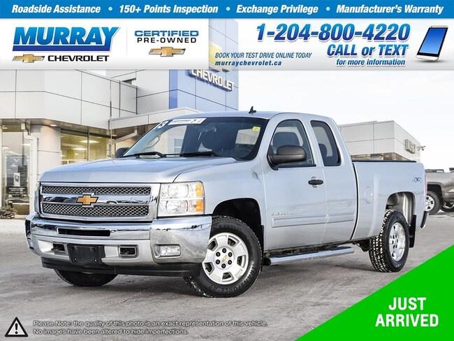 2013 Chevrolet Silverado 1500 LT *Bluetooth, OnStar, Keyless Entry* Truck Extended Cab