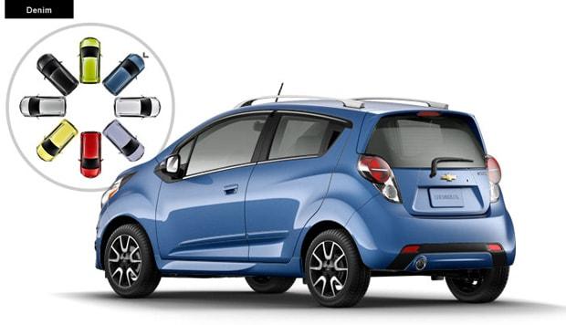 2015 Chevrolet Spark Winnipeg A New Mini Compact Car In