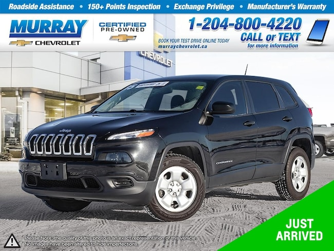 2015 Jeep Cherokee Sport *Accident Free* SUV