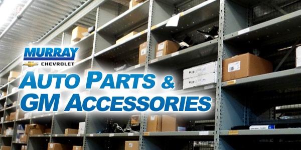 Chevrolet Auto Parts Winnipeg | GM Accessories & Auto Parts Winnipeg