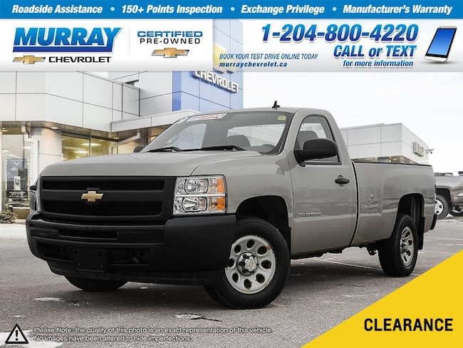 2009 Chevrolet Silverado 1500 WT *OnStar* Truck Regular Cab