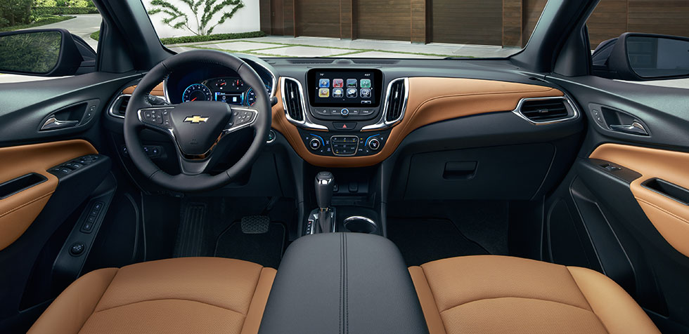 The Totally Re-Designed 2018 Chevrolet Equinox