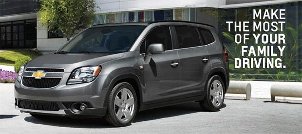 2015 Chevrolet Orlando Winnipeg MB | Chevy Orlando MPV ...
