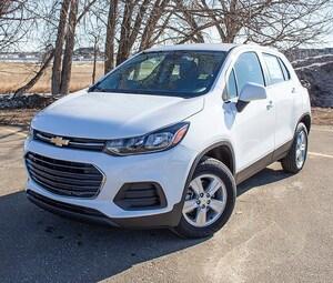 2019 Chevrolet Trax LS AWD *Backup Camera
