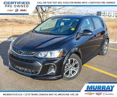 2018 Chevrolet Sonic RS LT w/True North *Remote Start *Heated Seats Hatchback