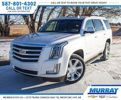 2019 CADILLAC Escalade Premium Luxury w/7 Pass & DVD SUV