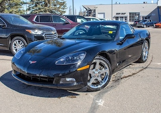 2008 Chevrolet Corvette Z51 *Performance Exhaust *NAV *HUD Coupe