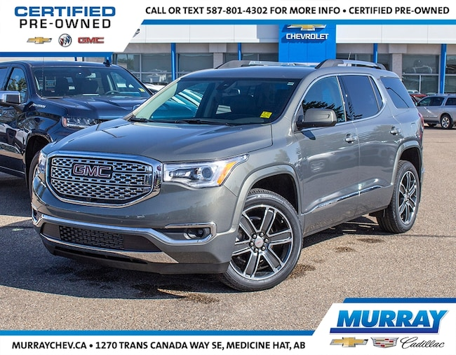 2018 GMC Acadia Denali AWD *NAV *Cooled Seats SUV