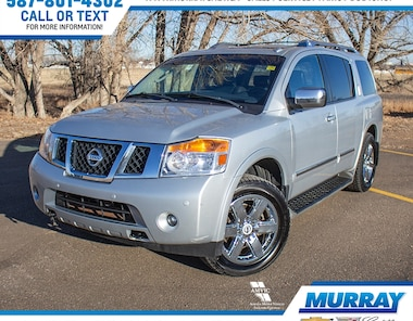 2010 Nissan Armada Platinum *DVD *Heated Seats *7 Pass SUV