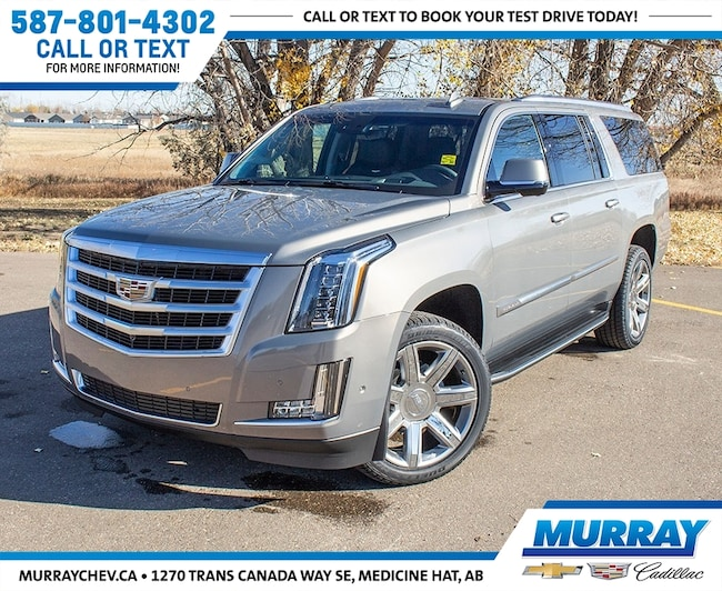 Check Out This 2019 Bronze Dune Cadillac Escalade Esv Luxury W 7