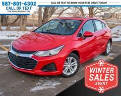 2019 Chevrolet Cruze LT Hatchback w/Park Assist & Heated Seats Hatchback